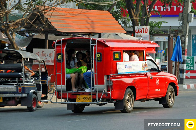 Vé máy bay giá rẻ đi Phuket Scoot