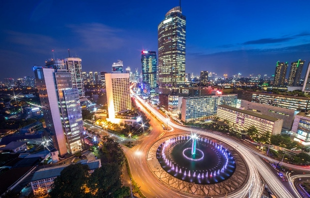Săn vé máy bay đi Jakarta giá rẻ