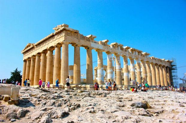 Athens là thủ đô của quốc gia nào?