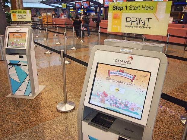 Cách làm thủ tục mua vé máy bay online check in như thế nào?