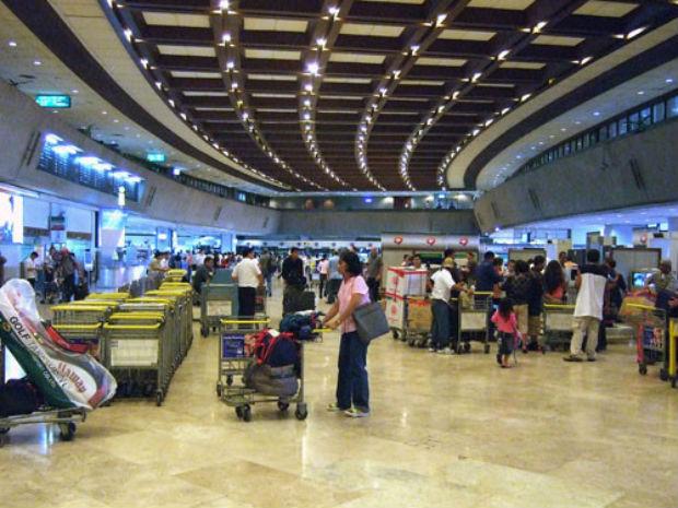Sân bay Manila tên gì? ở đâu?