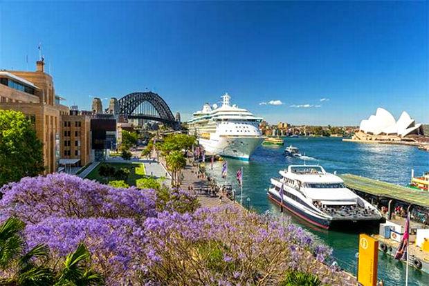 Vé máy bay đi Sydney bao nhiêu tiền?