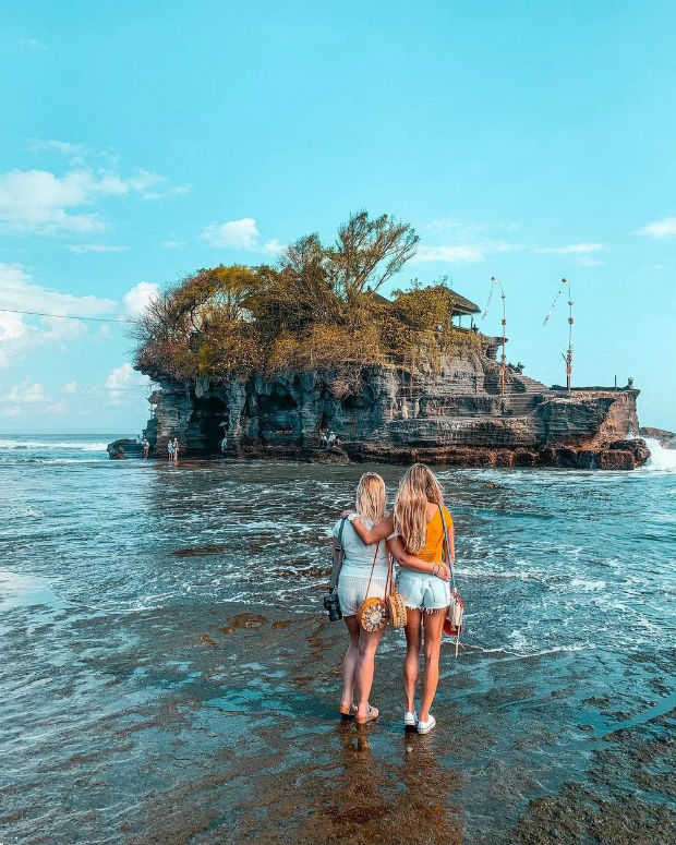 Vé máy bay từ Sài Gòn đi Bali