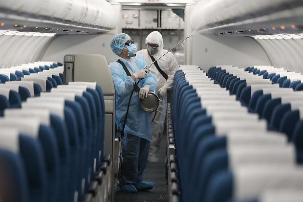 chuyến bay từ Hàn Quốc về Việt Nam