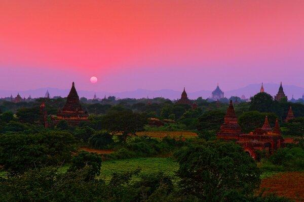 Vé máy bay đi Myanmar Flyscoot