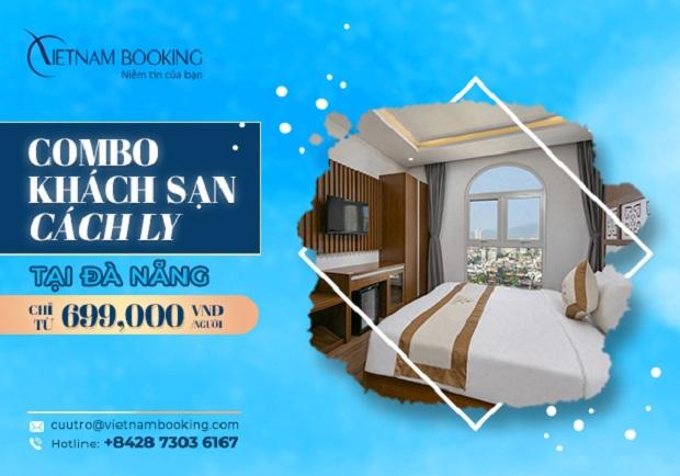 danh sách khách sạn cách ly tại Đà Nẵng chi tiết