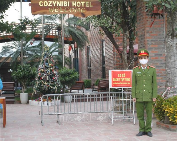 chất lượng khách sạn cách ly ở Việt Nam