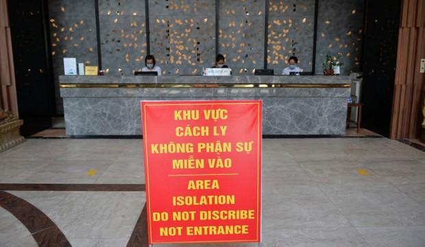 khách sạn cách ly ở Việt Nam mới nhất