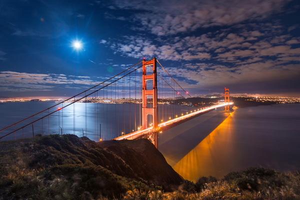 Vé máy bay đi San Francisco